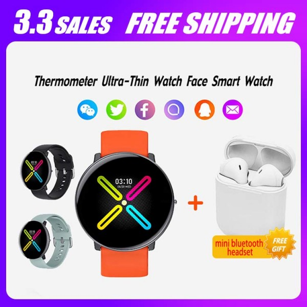 Thermometer Ultra-thin Watch Face Smart ..