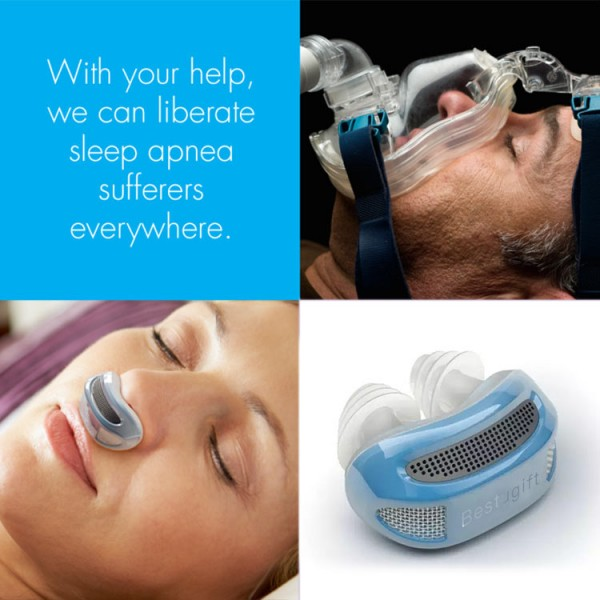Airing Stop Snoring Device-Liberate Slee..