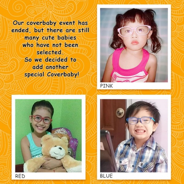 Cover Baby-Ethan,Zamantha and Kristine