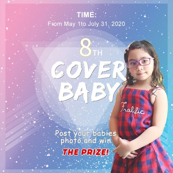 Cover Baby-KWEEN