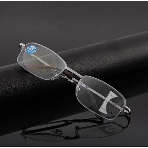 Progressive Multi-Focus HD Folding Reading Glasses