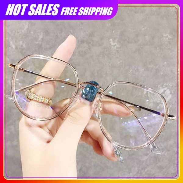 Anti-blue light Square frame Glasses