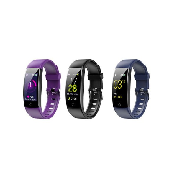 Smart Bluetooth Bracelet Fitness Tracker