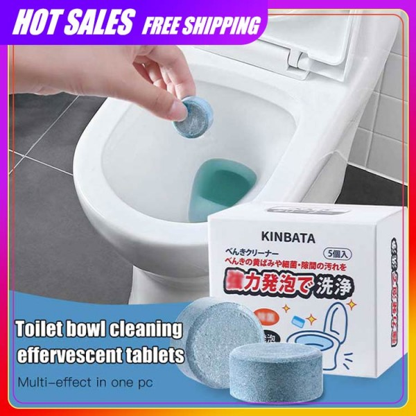 Toilet Japanese Cleaner tablet