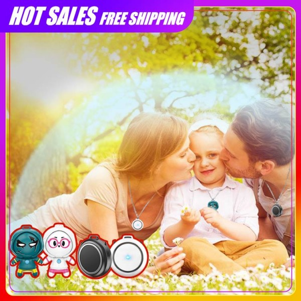 2021 new negative ion air purifier necklace-hnpn