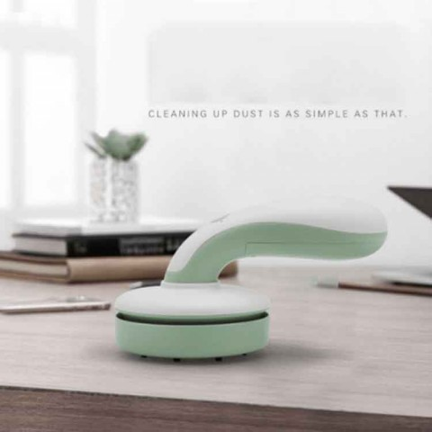 Electric mini dust cleaning artifact