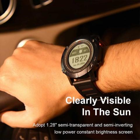 GPS ourdoors sport smart watch