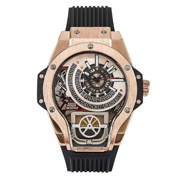 American movie star same luxury watch..